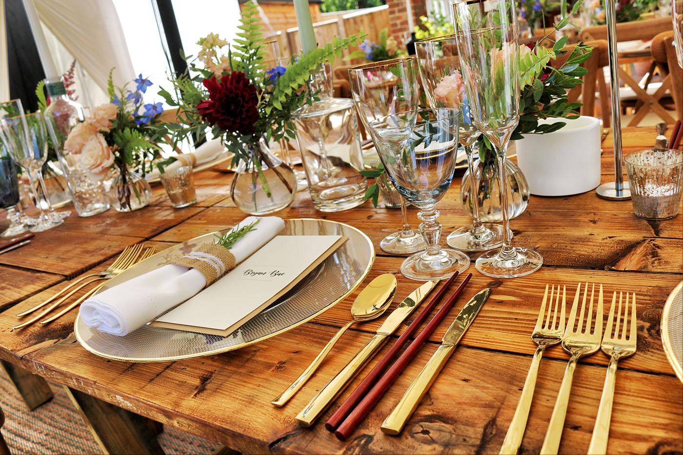 Placement Des Verres Et Couverts A Table Lstarweb